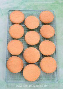 Cómo hacer galletas de mantequilla paso 1