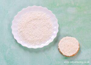 Cómo hacer galletas de mantequilla paso 3