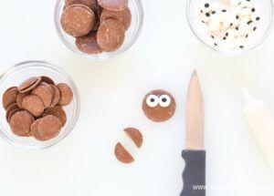 Cómo hacer galletas de mantequilla paso 5