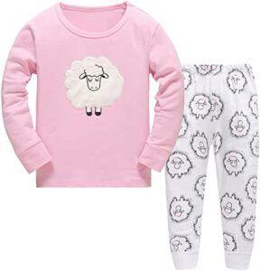 Pijamas con ovejas
