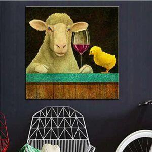 Cuadros de ovejas