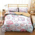 Ropa de cama con ovejas
