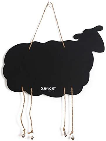 Comprar pizarra oveja negra decoración para el hogar