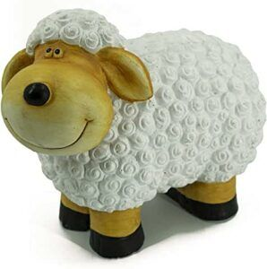 Comprar figura de oveja para jardín decoración de ovejas