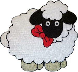 Comprar parche con forma de oveja