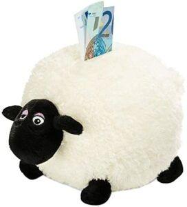 Comprar hucha de peluche oveja Shirley
