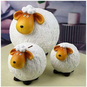 Comprar huchas con forma de ovejas