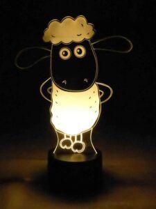 Lámparas de ovejas