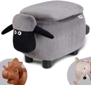 Comprar taburete almacenaje de oveja