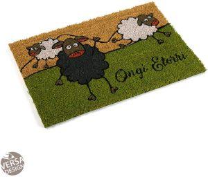 felpudos con ovejas