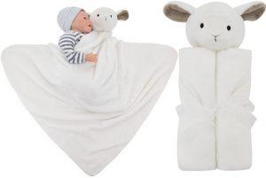 manta de oveja para bebes